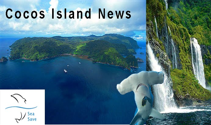 Sea Save Foundation - Cocos Island News