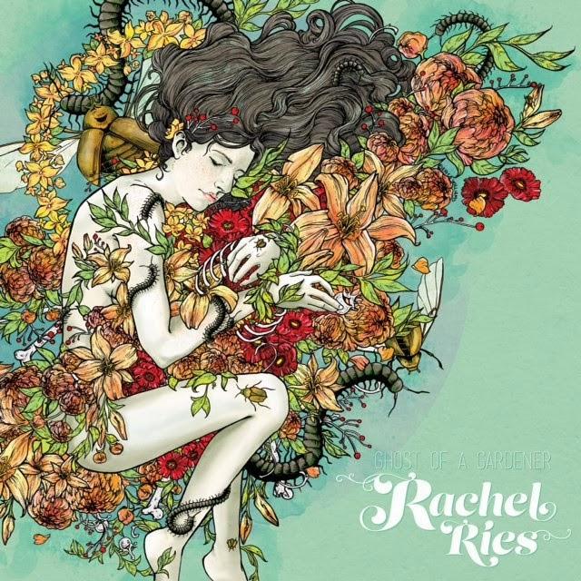Rachel Ries releases her third album, Ghost of a Gardener