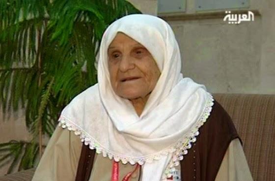 ilustrasi nenek Turki - alarabiya.net