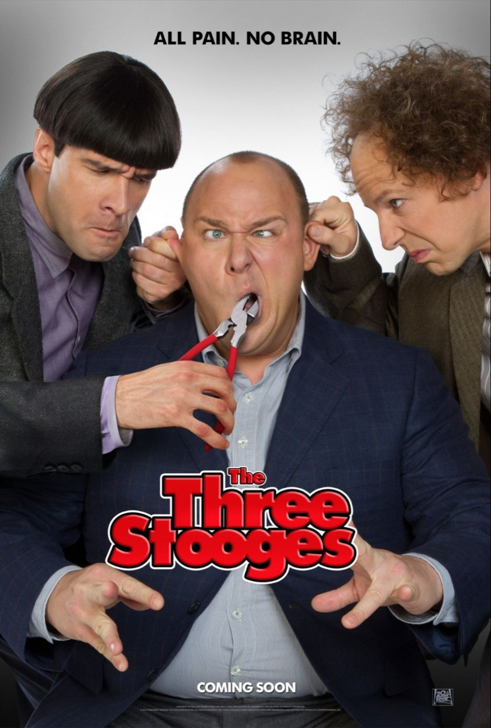 Ba Chng Ng - The Three Stooges (2012)
