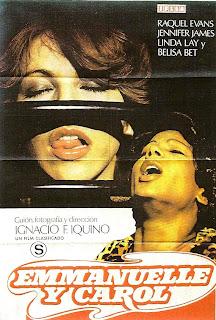 Emmanuelle y Carol (1978)