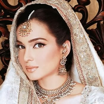Aaminah Haq Pakistani fashion celebrity