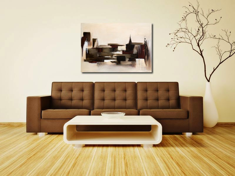 wandbilder acrylbilder leinwandbilder handgemalt wandbilder abstrakt der block handgemaltes. Black Bedroom Furniture Sets. Home Design Ideas