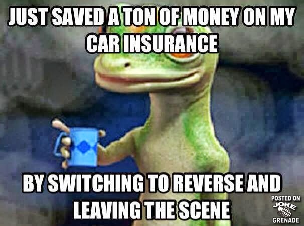 I Just Saved  On My Car Insurance