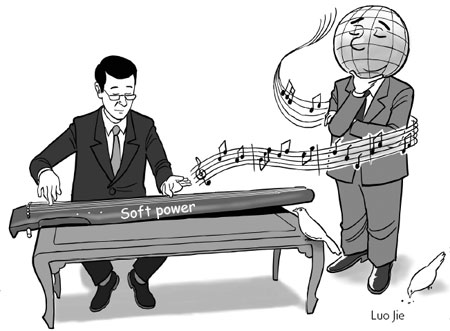 Does Russia have soft power and...