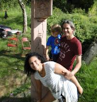 Em Paraty com a Família do Niva Maio/2015