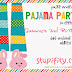 Pajama Party Invites