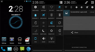 SlimBean ROM - Android 4.2.2 For ZTE Crescent