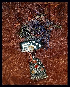 Artist Cindy Adkins