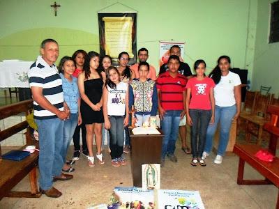 Formação Missionária para Crismandos