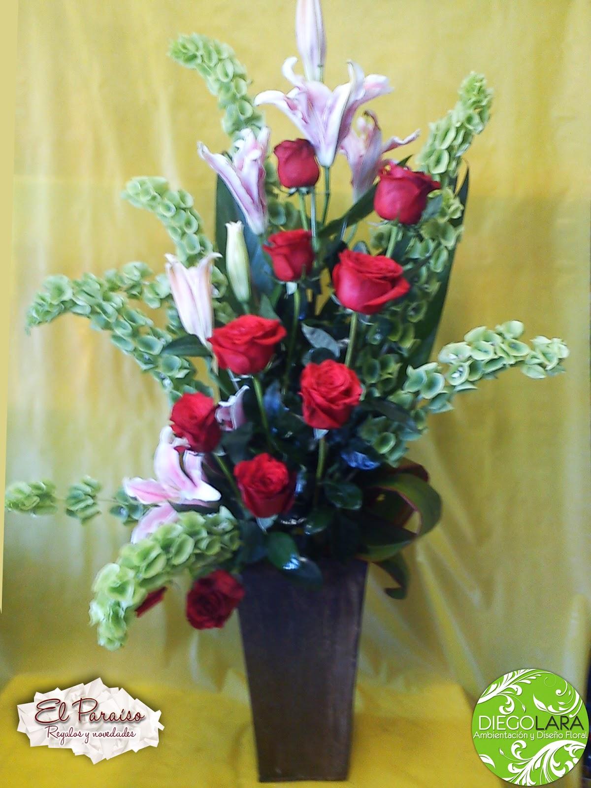 Imagenes De Arreglos De Rosas Grandes - imagenes arreglos de rosas negra Resultados de la