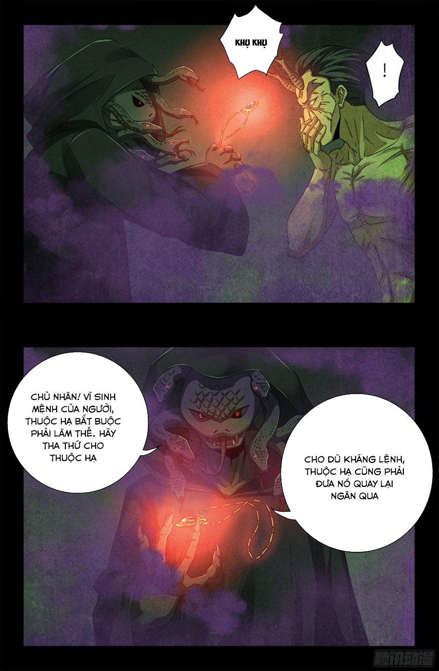 Huyết Ma Nhân Chapter 351 - Upload bởi truyensieuhay.com