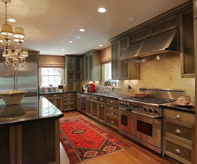 French Country Style: Kitchens