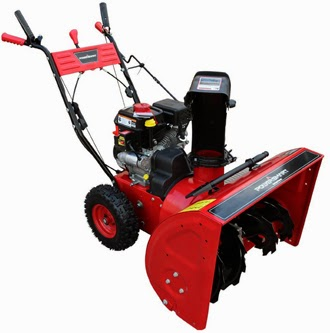Power Smart DB7651A vs DB7651 Snow blower