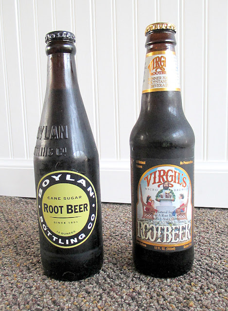 Boylans and Virgil's Root Beer