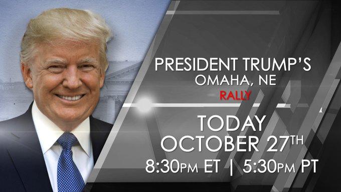 27 de outubro, 20h30: Omaha