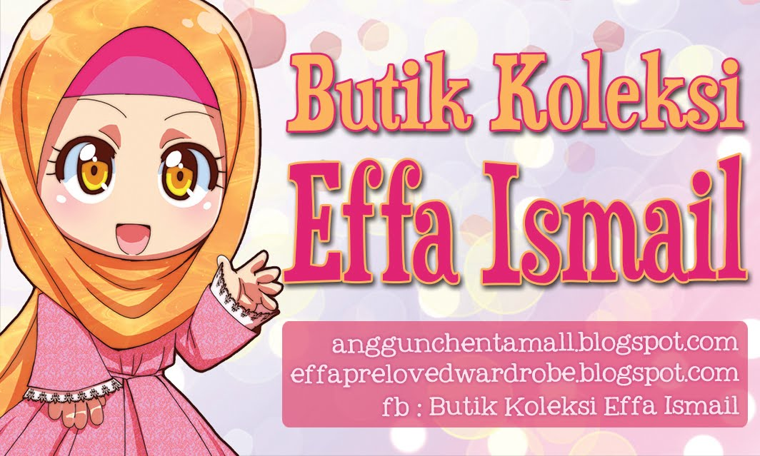 Butik Koleksi Effa Ismail