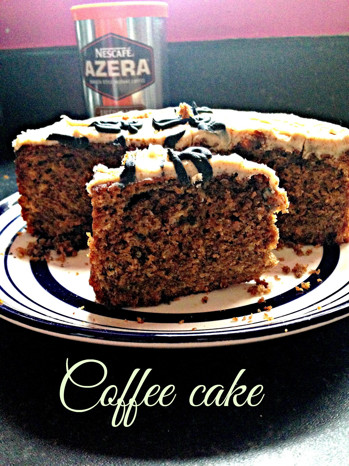 Easy Coffee Cake | Kukskitchen