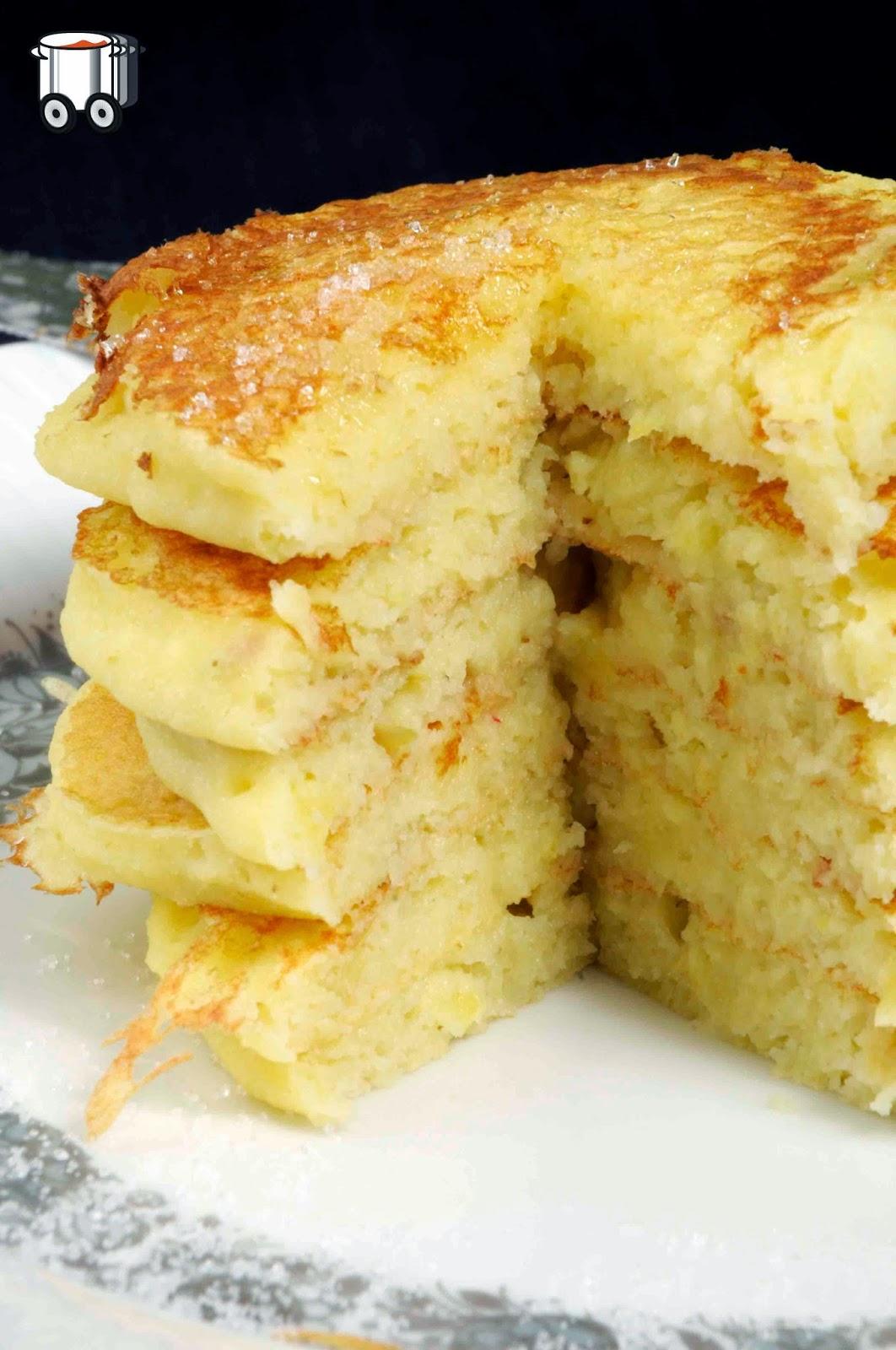 Szybko Tanio Smacznie - Jabłkowe placuszki dla alergika i nie tylko (laz laktozy, bez glutenu, bez cukru, bez tłuszczu)