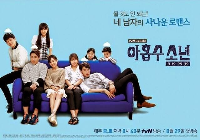 Download Drama Korea Plus Nine Boys