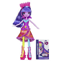 Equestria Girls Twilight Sparkle Neon Doll