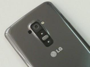 Traseira do G Flex fica facilmente marcada por digitais