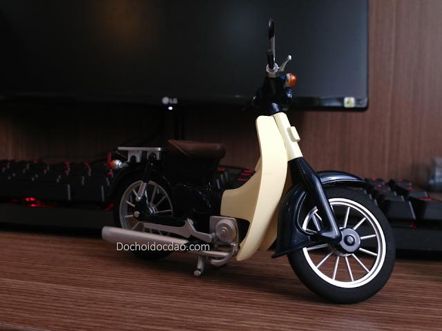 Xe Mô Hình Honda Cub 2