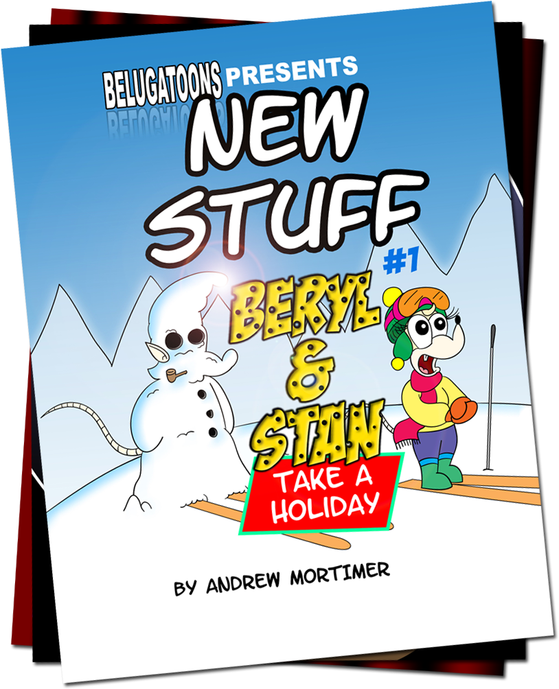 New Stuff (comic book)