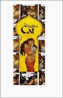 The Rabbi's Cat (2011)