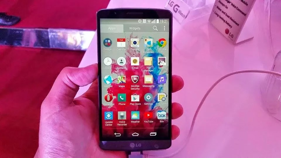 LG G3 Specs Price Launch Philippines
