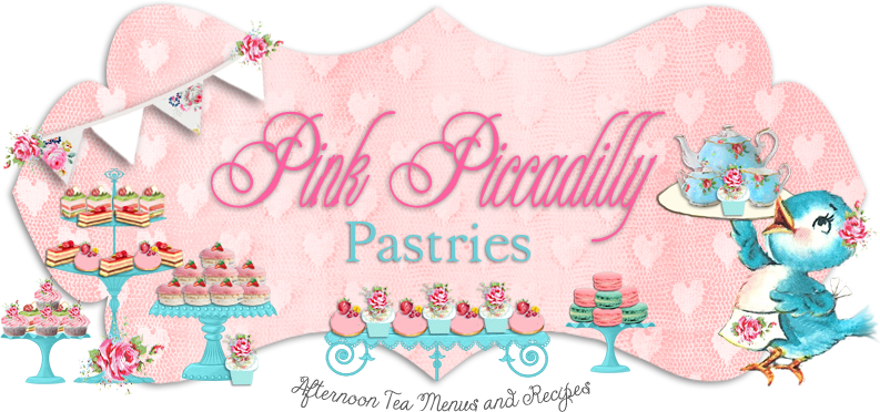 Pink Piccadilly Pastries