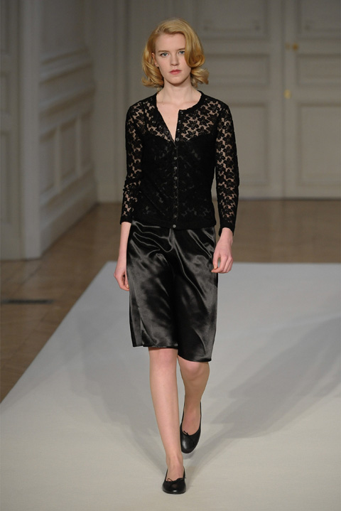 Agnes B In Paris Fashion Week   Fall Winter 2012 2013