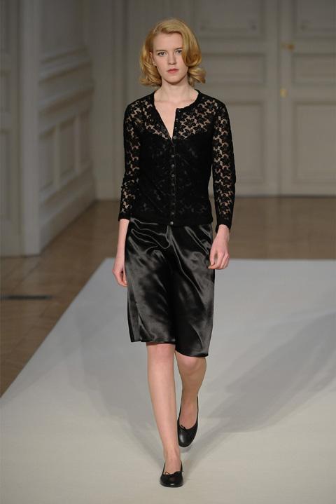 Agnes B In Paris Fashion Week   Fall Winter 2012 2013
