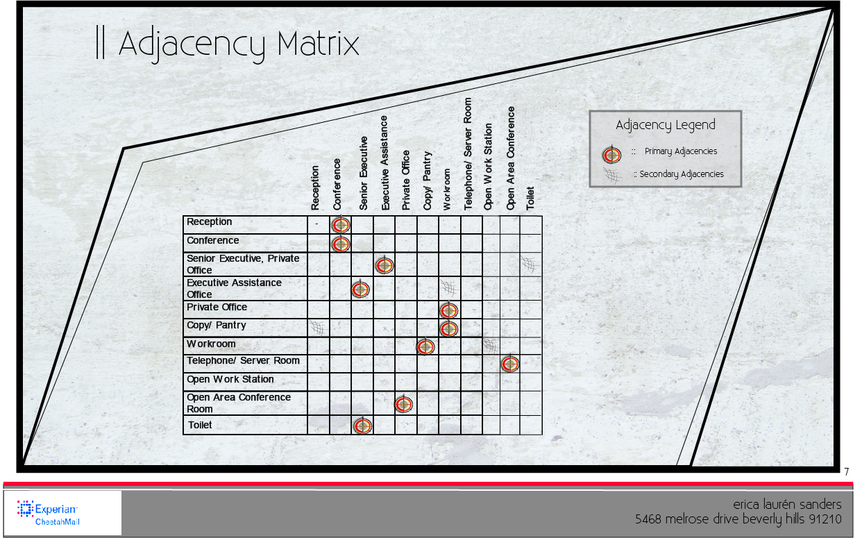 Awesome Criteria Matrix Template Ensign - Examples Professional ...