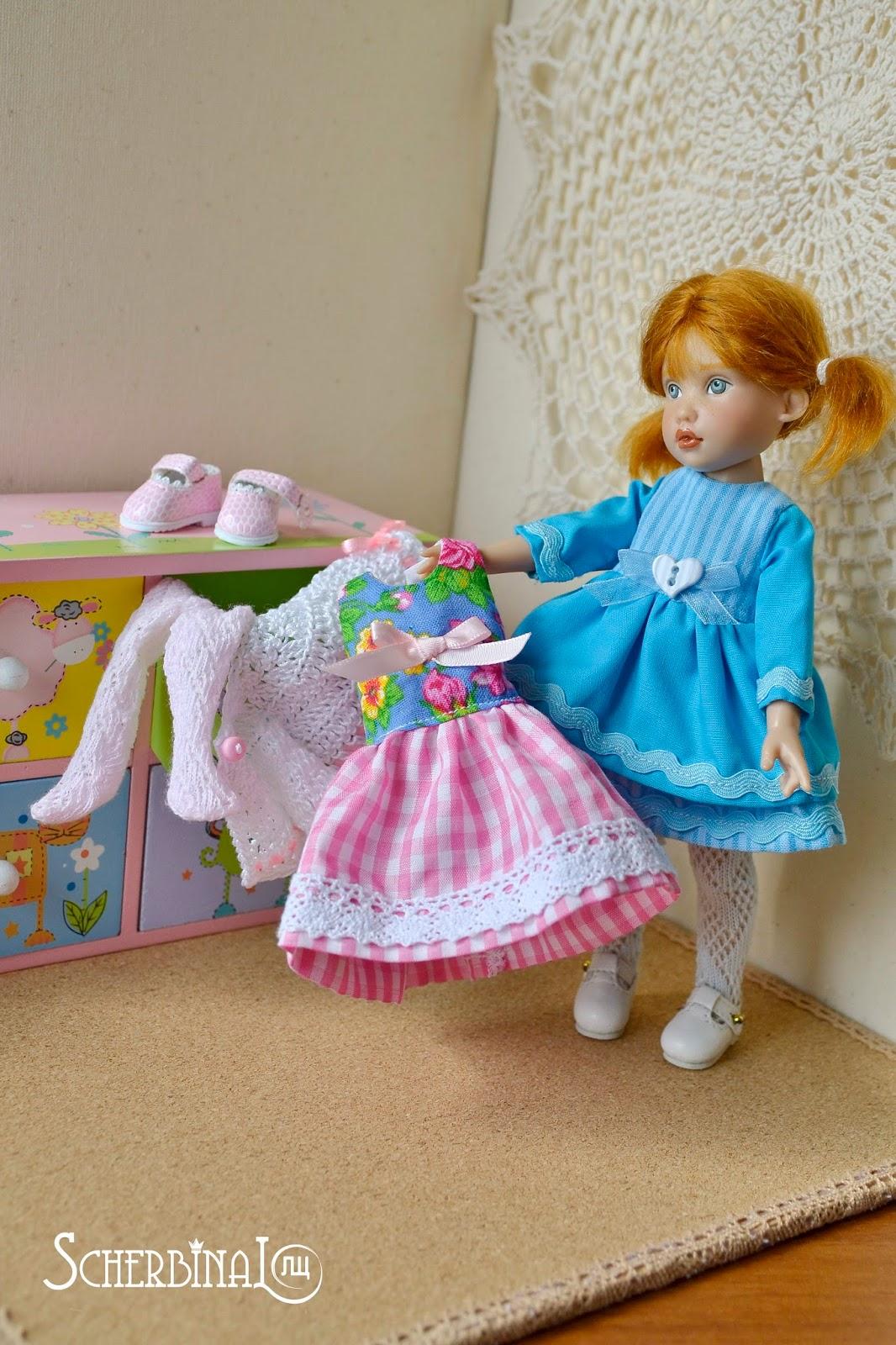 Коллекционные куклы Helen Kish: Tulah