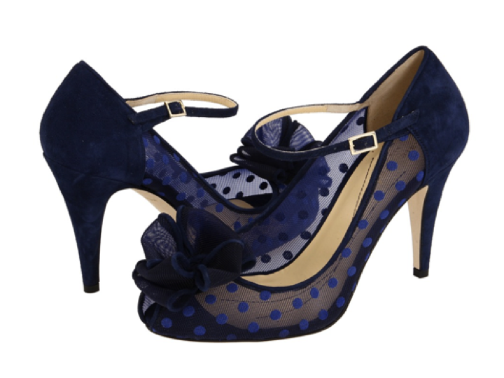 Blue and White Polka Dot Anchor Shoes, vintage shoes MeandMias. 5 out of 5 stars (34) $ Eligible orders ship free Favorite Add to Bow heels Polka dot shoes women Wedding shoes Bows White shoes wedding Bridal High heels Pumps Brautschuhe Handmade Leather pumps Heels bows.