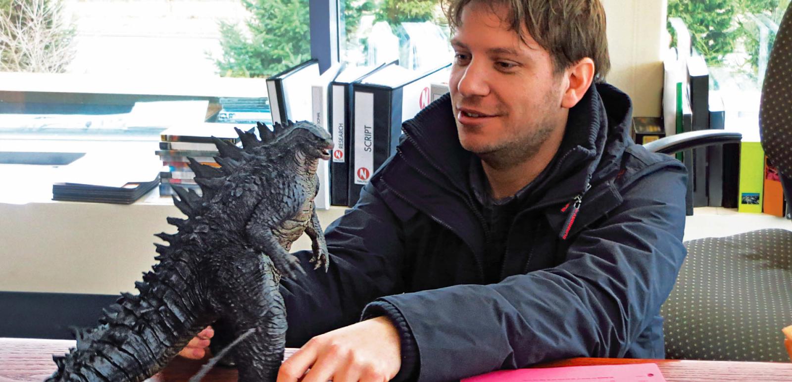 Gareth Edwards é confirmado na direção de Godzilla 2 e 3 & derivado de Star Wars