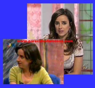 Carmen Alcayde antes y después
