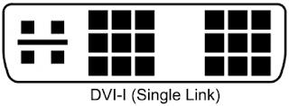 DVI-I Single-Link