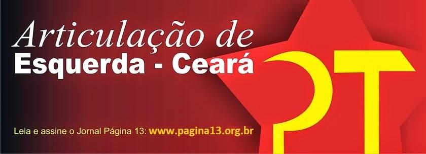 Articulação de Esquerda - Ceará