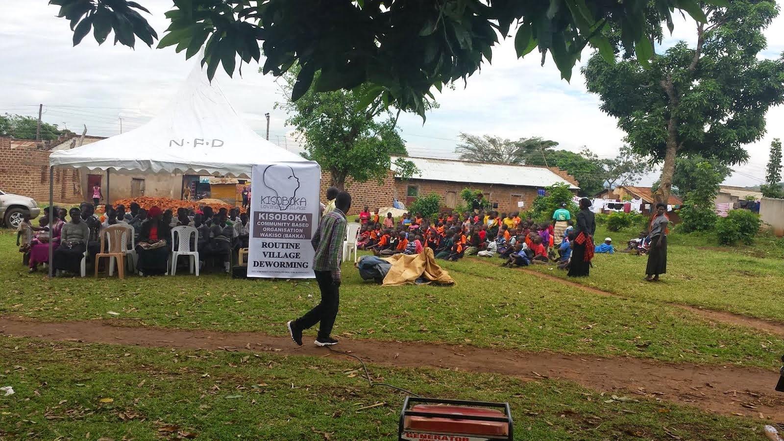 Deworming Bakka