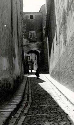 carrer del rei Martí. Encants de Girona.