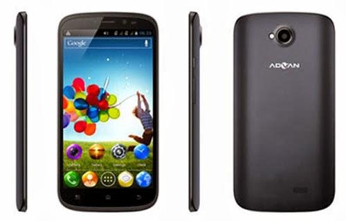 Advan Vandroid S5G, Phablet Full HD Andalkan Kamera 18MP