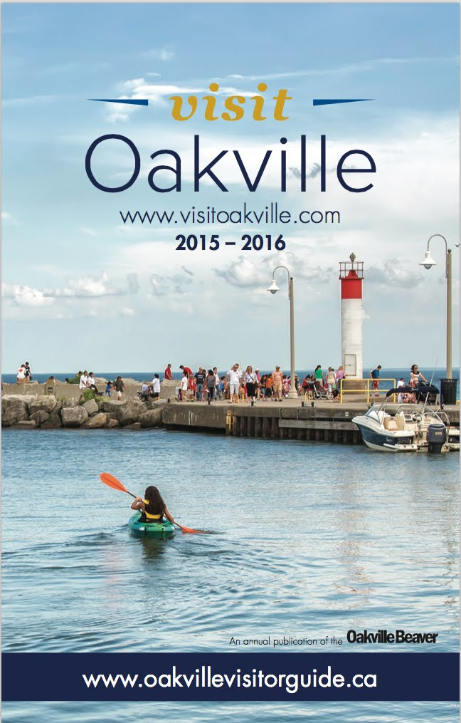 Oakville Visitor Guide 2015/16