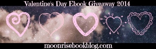 Moonrise Book Blog's Valentine's Day Giveaway 2014!