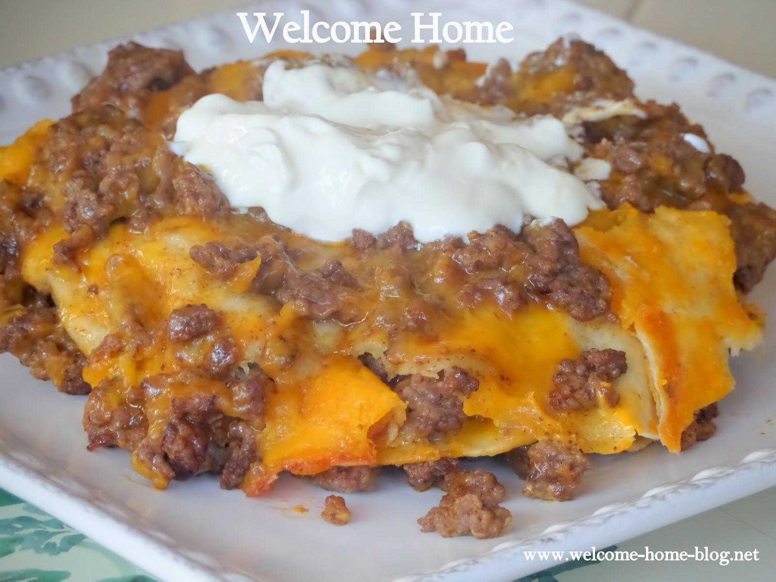 Welcome Home Blog: February 2015
