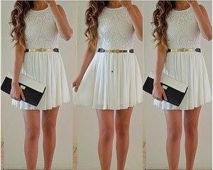 Vestidos cortos para una cena
