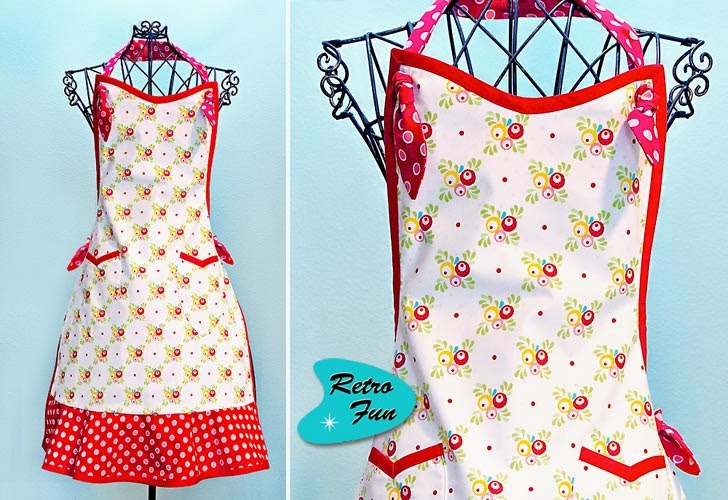 Becky Cooks Lightly 60 Free Vintage Apron Patterns Simple Apron Patterns Free