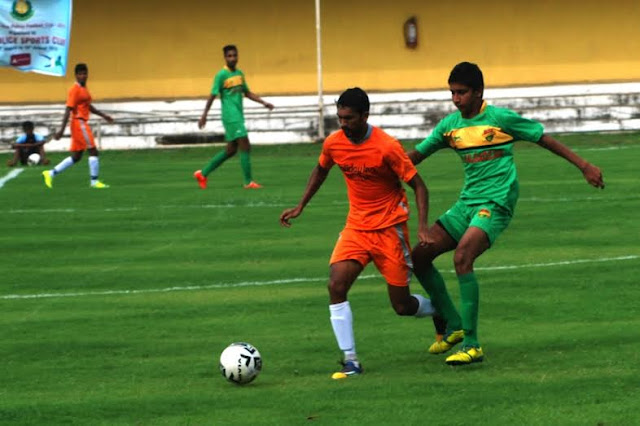 Salgaocar FC Juniors - 13th Goa Police Cup