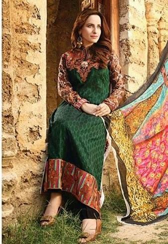 Tawakkal Fabrics Eid Lawn 2014